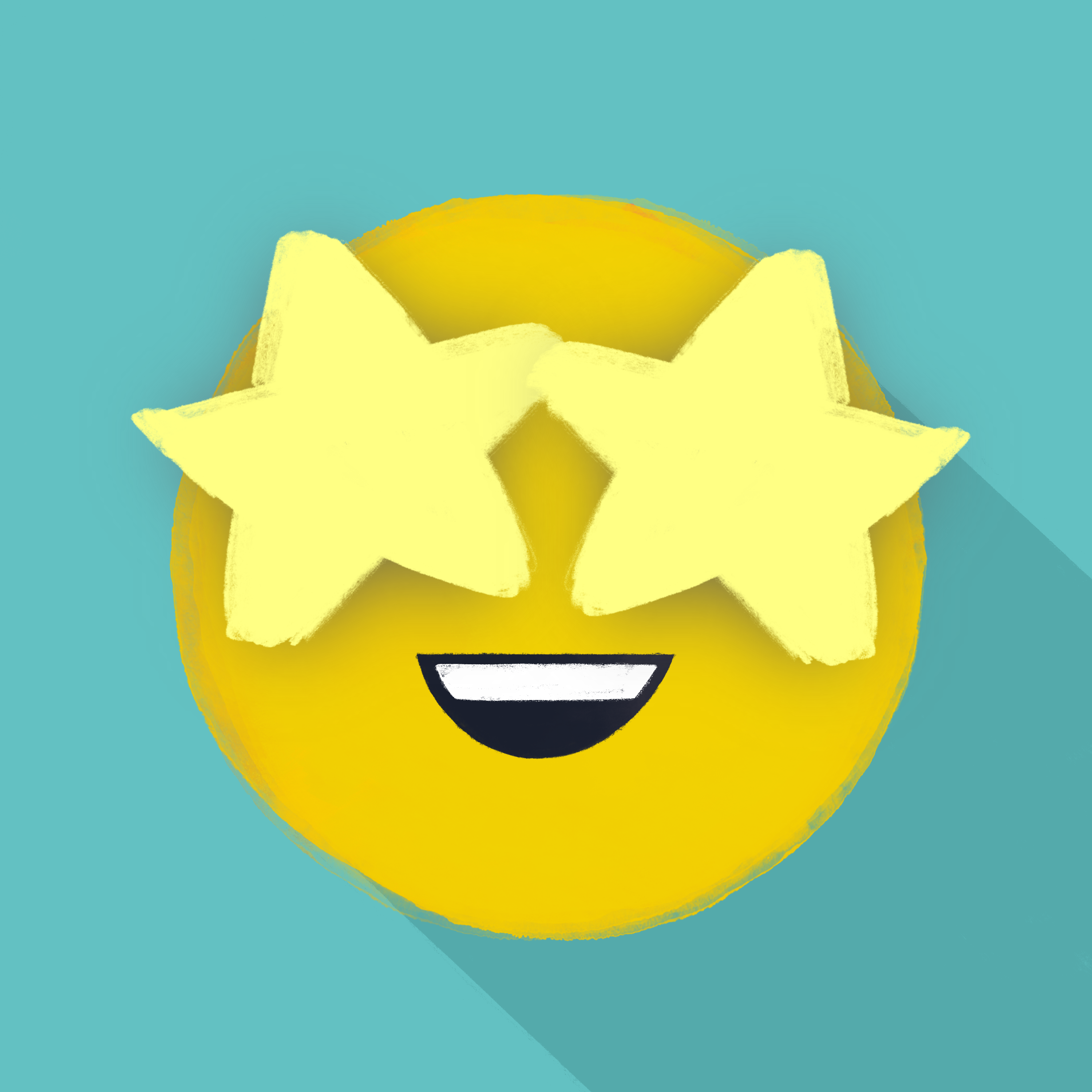 9-Emoji-Reimagined-Grinning_Face_With_Star_Eyes-Kiwani-Dolean