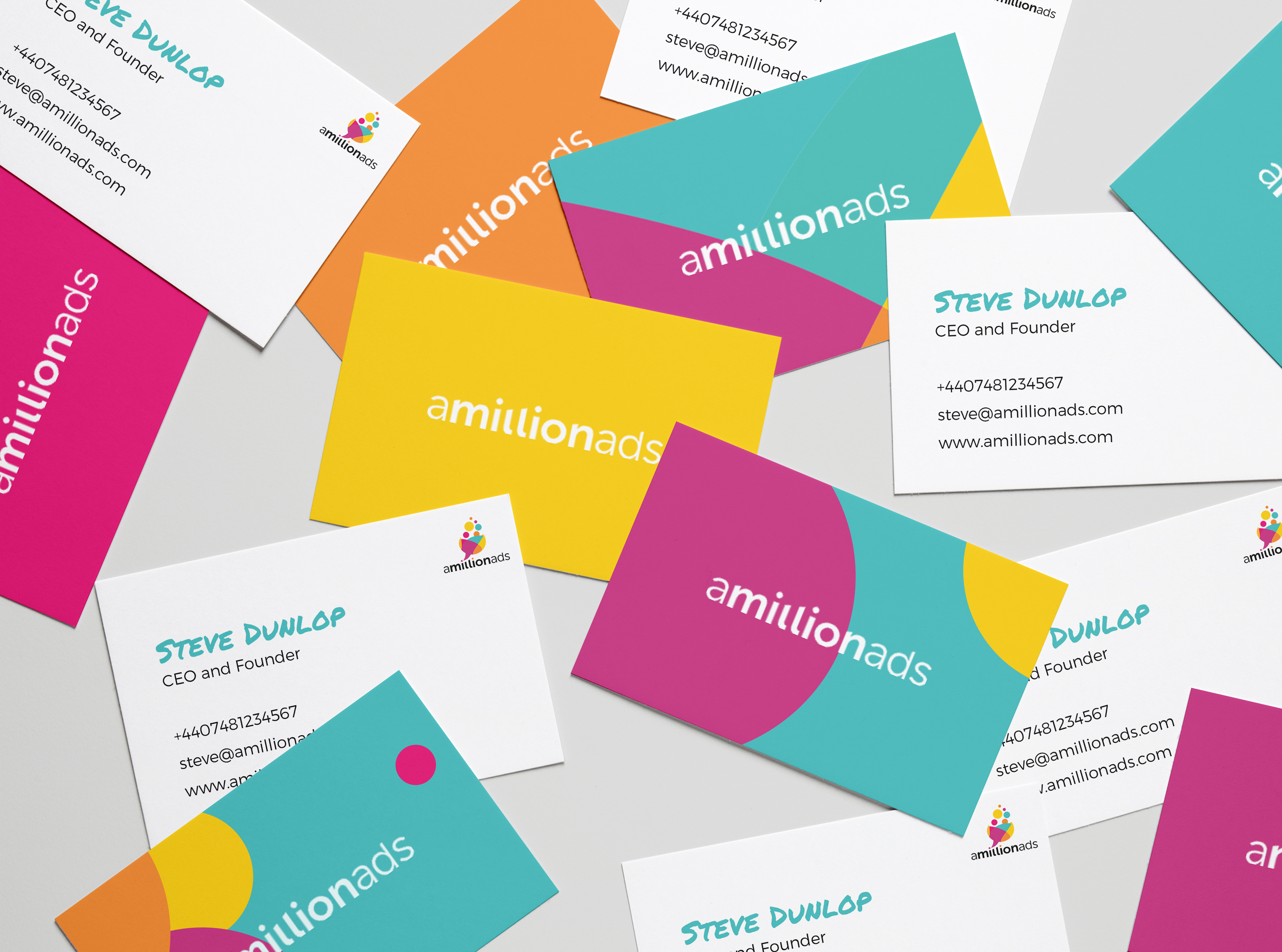 Amillionads-businesscards