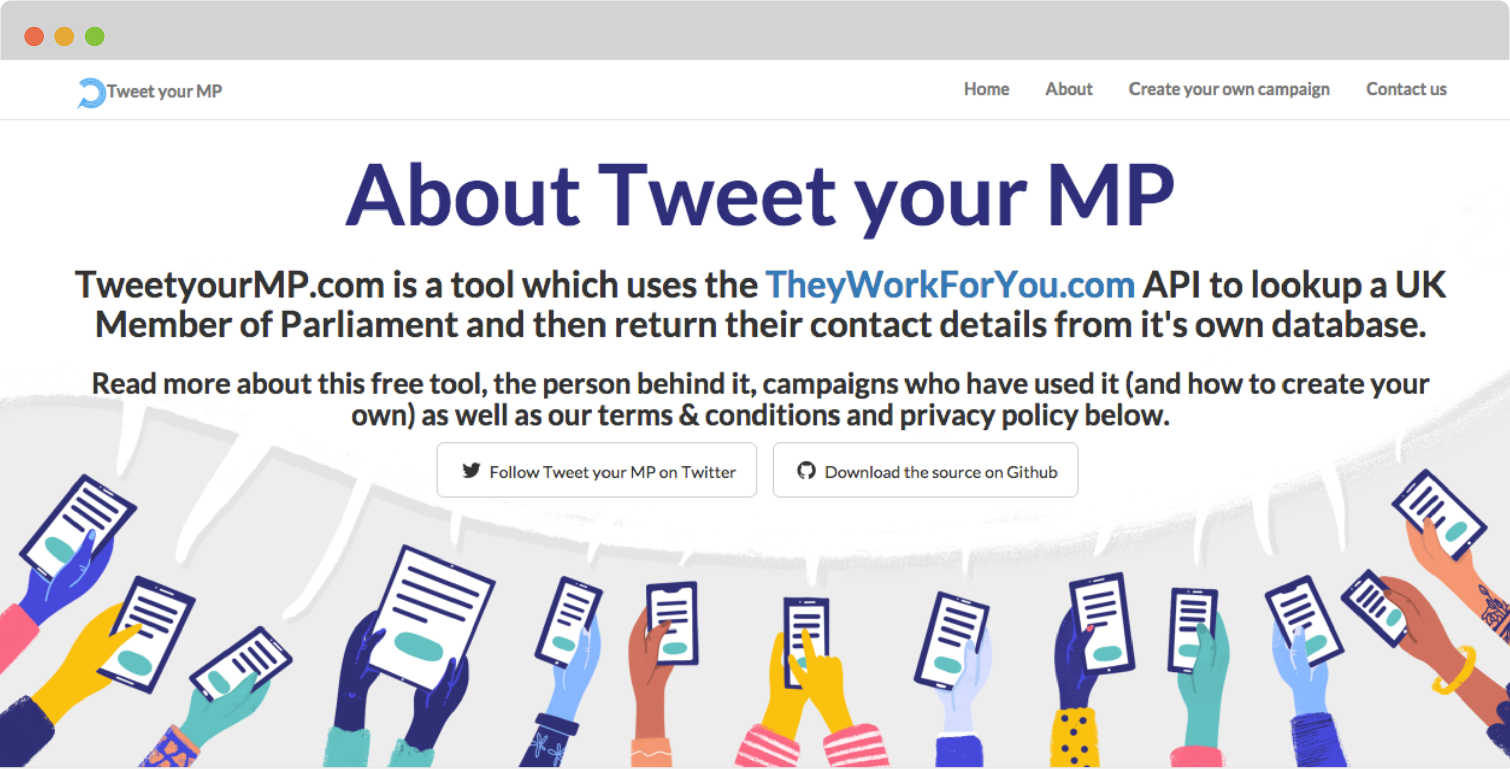 tweet-your-mp-browser